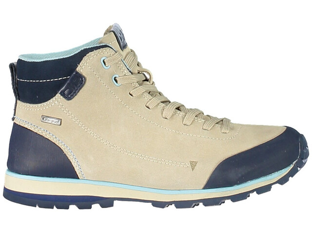 CMP Campagnolo Elettra Mid WP Chaussures de randonnée Femme, sand